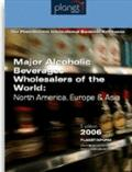 Major Alcoholic Beverages Wholesalers of the World : North America, Europe and Asia