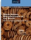 Major Bakery Manufacturers of the World : North America, Europe and Asia