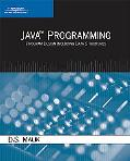 Java Programming Program Design Including Data Structures
