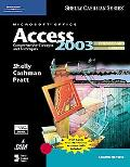 Microsoft Office Access 2003 Comprehensive Concepts And Techniques Coursecard Edition