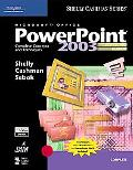 Microsoft Office Powerpoint 2003 Complete Concepts And Techniques, Course Card Edition