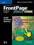 Microsoft Office Frontpage 2003 Introductory Concepts And Techniques, Coursecard Edition