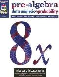 Pre-Algebra Data Analysis and Probability - Steck-Vaughn - Paperback