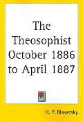 Theosophist October 1886 to April 1887