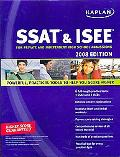 Kaplan Ssat & Isee 2008 For Private and Independent School Admissions
