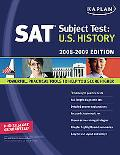 Kaplan Sat Subject Test U.s. History 2008-2009