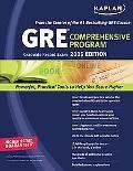 GRE Exam 2009, Comprehensive Program