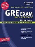 GRE Exam Math Workbook, 6E
