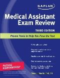 Kaplan Certified Medical Assistant Exam