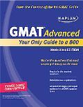 Kaplan Gmat 800, 2010-2011