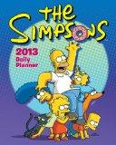 The Simpsons 2013 Daily Planner