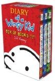 Diary of a Wimpy Kid Box of Books (1-3)