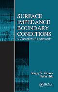 Surface Impedence Boundary Conditions