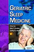 Geriatric Sleep Disorders