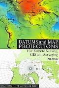 Datums and Map Projections