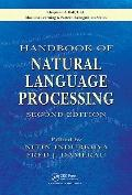 Handbook of Natural Language Processing, Second Edition (Chapman & Hall/Crc:  Machine Learni...