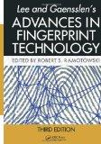 Lee and Gaensslen's Advances in Fingerprint Technology