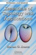 Essentials of Topology with Applications (Textbooks in Mathematics)