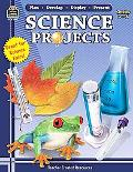 Plan-Develop-Display-Present Science Projects Grade 3-6