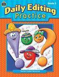 Daily Editing Practice Grade 3