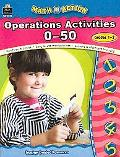 Math In Action Operations Activities 0-50