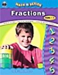 Math in Action: Fractions Grade 1-2