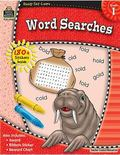 Word Searches, Grade 1