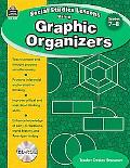 Social Studies Lessons Using Graphic Organizers, Grades 7-8 with CDROM