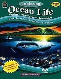 Exploring Ocean Life, Grades 1-2