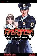 Firefighter! 20 Daigo of Fire Company M