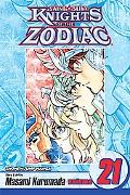 Knights of the Zodiac 21