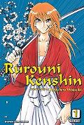 Rurouni Kenshin, Volume 1 (VIZ Big Edition)