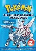 Complete Pokemon Pocket Guide: Volume 2
