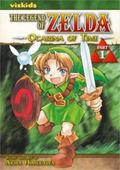 Legend of Zelda, Volume 1