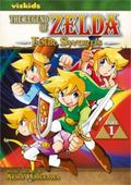 The Legend of Zelda, Volume 6: Four Swords - Part 1