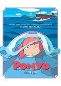 Ponyo Picture Book (Ponyo on the Cliff Film Tie in)