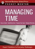 Managing Time Expert Solutions to Everyday Challenges