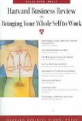 Harvard Business Review on Bringing Your Whole Self to Work