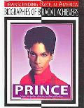 Prince: Singer-Songwriter, Musician, and Record Producer (Transcending Race in America: Biog...