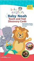 Baby Noah Touch And Feel Discovery Cards