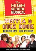 Disney High School Musical Trivia Quiz Book