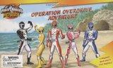 Power Rangers Operation Overdrive Adventure (Magnix Books)