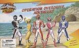Power Rangers Operation Overdrive Adventure (Magnix Books)