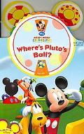 Where's Pluto's Ball? (Mickey Mouse Clubhouse)
