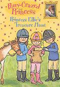 Ellie's Treasure Hunt (Pony-Crazed Princess Series #10)