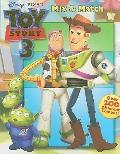 Toy Story 3 Mix and Match