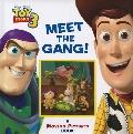 Meet the Gang!: A Moving Pictures Book