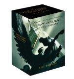 Percy Jackson pbk 5-book boxed set (Percy Jackson & the Olympians)