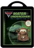 Mater Undercover: A Book and Magnetic Play Set (Cars 2)
