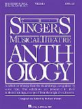 Singer's Musical Theatre Anthology Soprano